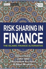 book cover: Risk Sharing in Finance