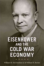 book cover: Eisenhower and the Cold War Economy