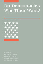 book cover: Do Democracies Win Their Wars?