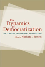 book cover: The Dynamics of Democratization