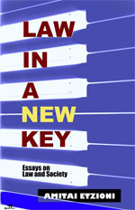 Law in a New Key book cover
