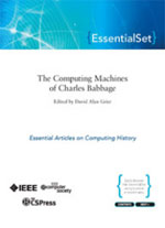 The Computing Machines of Charles Babbage book cover