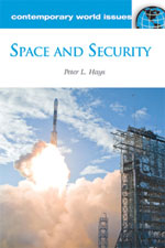 book cover: Space and Security
