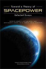 book cover: Toward a Theory os Spacepower