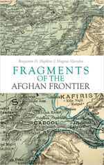 book cover: Fragments of the Afghan Frontier