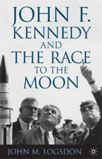book cover: John F. Kennedy and the Race to the Moon