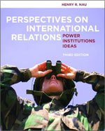 book cover: Perspectives on International Relations