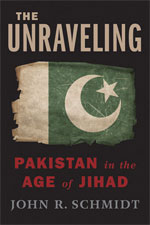 book cover: The Unraveling
