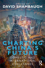 Charting China's Future: Domestic and International Challenges book cover