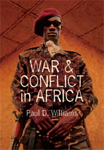 book cover: War and Conflict in Africa