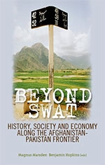 book cover: Beyond Swat