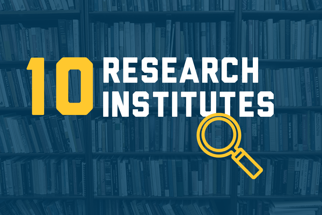 10 research institutes