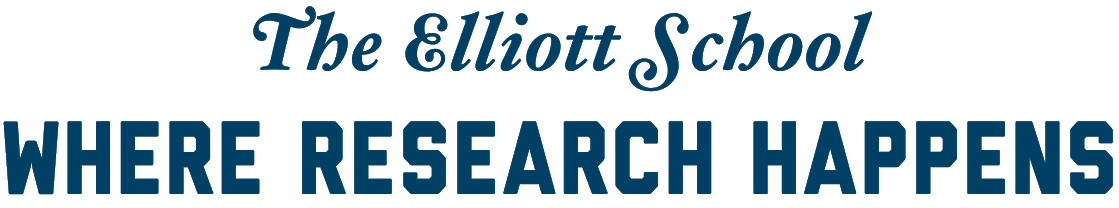 Elliott School Research