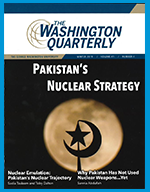 The Washington Quarterly: Pakistan's Nuclear Strategy