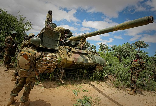 AMISOM and the Somali National Army