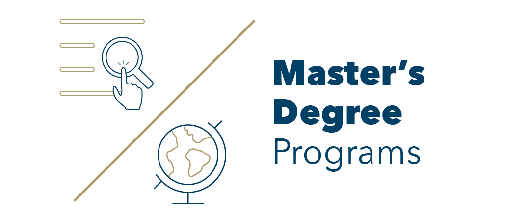 Master's Degree Program