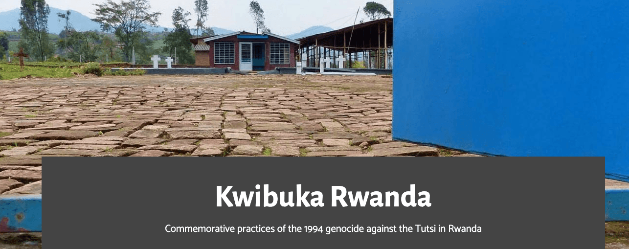 photo: Rwanda exhibit cover