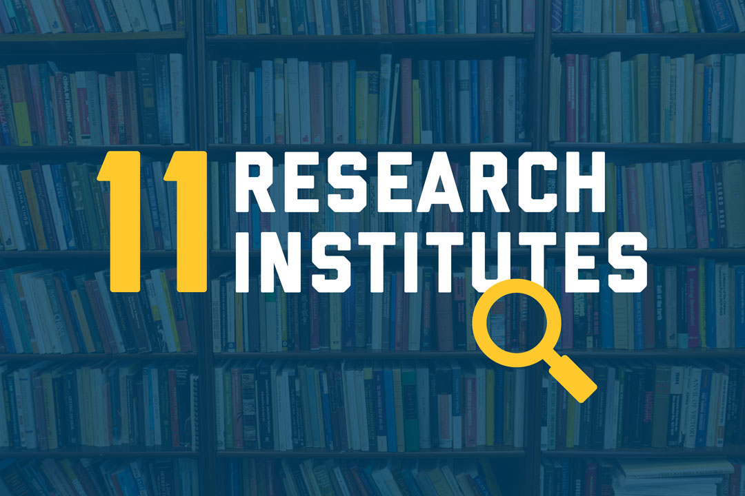 11 research institutes