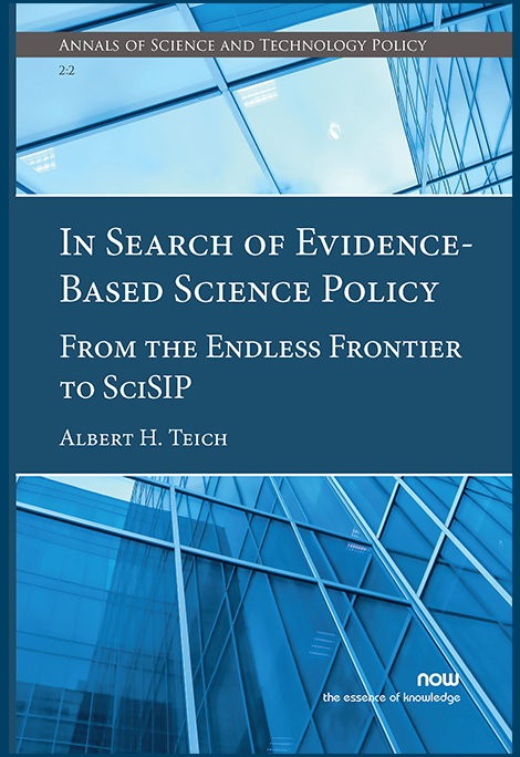 In Search of Evidence-Based Science Policy
