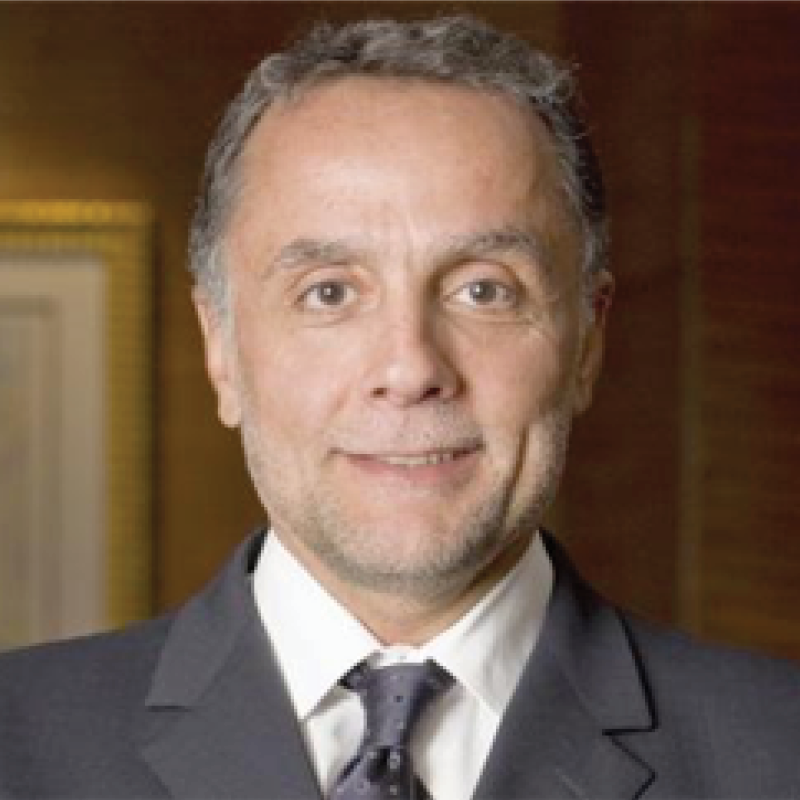 photo: a professional headshot of Board of Advisor Fadi Ghandour