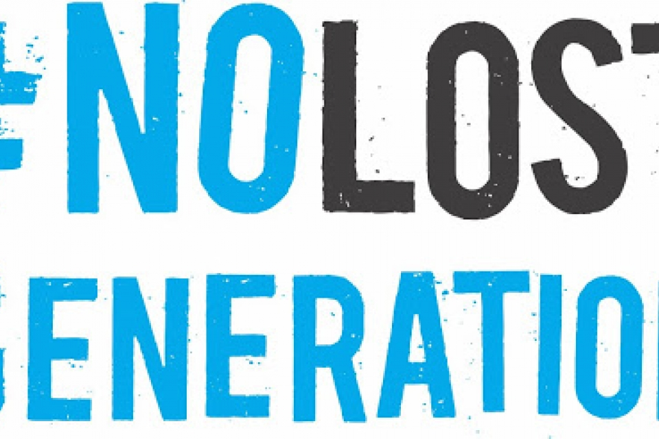 No Lost Generation logo